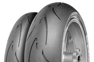 Conti Race (Rear) Tires