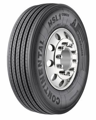 HSL1 Coach Tires